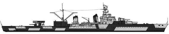 <i>Montcalm</i> 1940