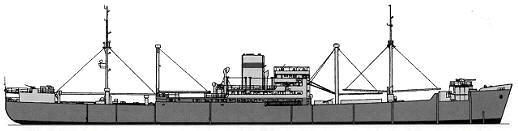 <i>HSK8 Kormoran</i> 1941