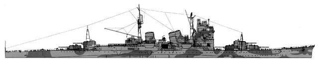<i>Myoko</i> 1945